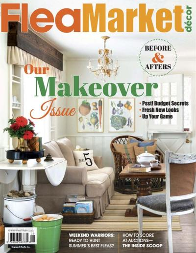 FLEAMARKET DECOR MAGAZINE - MAY 2018
