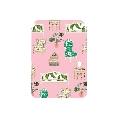 Tablet Sleeve Pink / Small Parlor Toile Tablet Sleeve