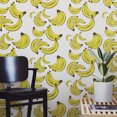 Wallpaper Bananas For You Wallpaper