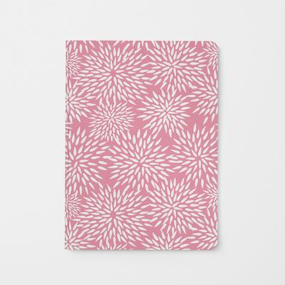 Journal Pink Mums The Word Journal